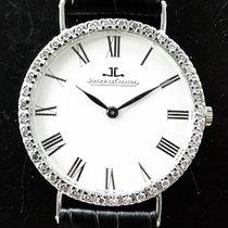 Jaeger-LeCoultre White Gold 18K 750 & Diamonds Vintage...
