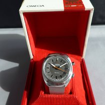 Omega Chronostop 145.009 - full set - famous first owner