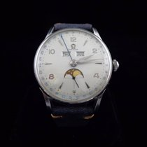 Omega Cosmic Triple Calendar Moon phase H2471-11