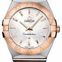 Omega 123.20.24.60.02.001 Constellation Ladies Mini - Steel-Ro...