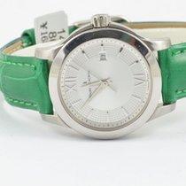 Maurice Lacroix Calypso Damen Uhr Stahl/gold Quartz 25mm Orig....