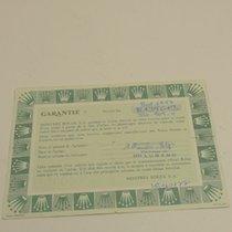 Rolex Warranty Certificate Ref: 6917