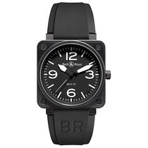 Bell & Ross BR 01-92 Carbon  BR0192-BL-CA