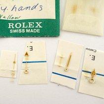 Rolex GMT 3035/3135 Gold Hand Set