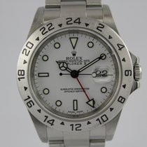 Rolex Explorer II 16570 #K2825 Box, Papiere