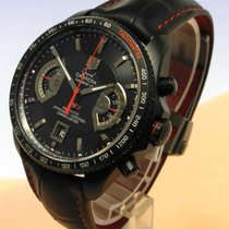 TAG Heuer Grand Carrera Rs2 Titan Chronograph Cal 17 Cav518b...