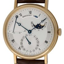 Breguet - Classique 7137 Moonphase Power Reserve : 7137BA/11/9V6