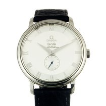 Omega De Ville Prestige Co-Axial Chronometer Full Set