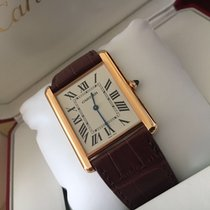 Cartier Tank Louis Cartier XL Rose Gold