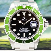 "Rolex 16610LV 16610LV ""F SERIES"" Submariner 50th..."