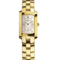 Baume & Mercier 6900 Hampton Milleis in Yellow Gold - on...