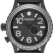 Nixon 51-30 Leather SW A1063SW-2444 Herrenarmbanduhr Design...