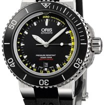 Oris Aquis Depth Gauge 46mm 01 733 7675 4154-Set