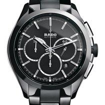라도 (Rado) RADO HyperChrome Automatic Chronograph Keramik Stahl...