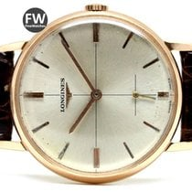 Longines Vintage Automatic Pink Gold