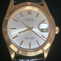 Rolex Date Just 1625 Turn-O-Graph Thunderbird Yellow Gold
