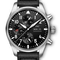 IWC Pilot Chronograph 377709