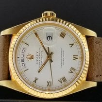 Rolex Day-Date President 36mm 18k Yellow Gold Vintage Ref....