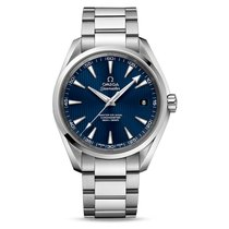 Omega Aqua Terra Automatic Date Mens watch 23110422103003
