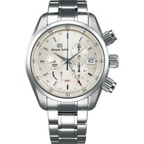 Seiko Spring Drive Chronograph Men's Stainless Steel Watch...