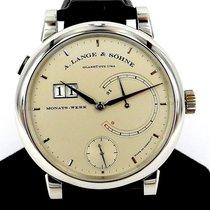 A. Lange & Söhne Lange 31 Ref 130.025F Platinum 31 Days...