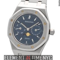 Audemars Piguet Royal Oak Day-Date Moonphase Stainless Steel 36mm