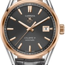 TAG Heuer Carrera Carrera Calibre 5 Automatic 39 mm
