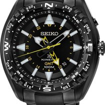 Seiko Prospex GMT SUN047P1 Herrenarmbanduhr Mit Kinetikuhrwerk