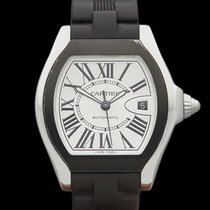 Cartier Roadster Stainless Steel Unisex 3312 or W6206018 - W2836