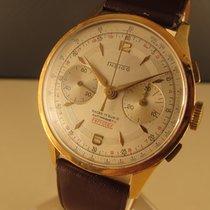 Chronographe Suisse Cie 18K Indigo chronograph