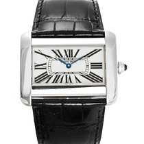 Cartier Watch Tank Divan W6300655