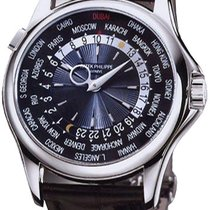 Patek Philippe World Time Dubai 5130P-014