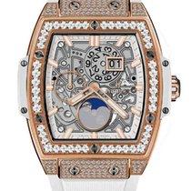 ウブロ (Hublot) Big Bang 42mm King Gold White Pave Watch