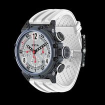 B.R.M Chronograph  BT 12 White Custom made