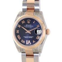 Rolex Datejust 31 178241 Steel, Rose Gold, Diamonds, 31mm