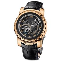 Ulysse Nardin Freak Phantom Black Dial Men's Hand Wound Watch