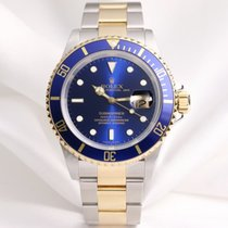 Ρολεξ (Rolex) Submariner 16613 Steel & Gold