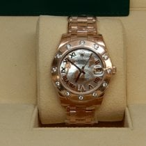 Rolex Lady-Datejust Pearlmaster 81315