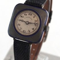 Jaeger-LeCoultre A. --- Vintage Silver Lady's Watch...