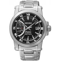 Seiko Premier Herren Kinetic Direct Drive SRG009P1