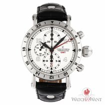Chronoswiss Timemaster GMT Chronograph Ref. CH-7533-GST-SI