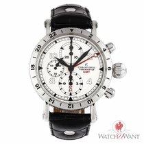 Chronoswiss Timemaster GMT Chronograph Ref. CH-7533-GST-SI