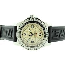 Breitling Superocean Men's Off White Dial Stainless Steel...