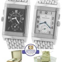 Jaeger-LeCoultre JLC Reverso Duo Duoface Stainless Q2718110...