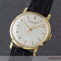 IWC Schaffhausen 18k (0,750) Gold Handaufzug Vintage Ref: 1405