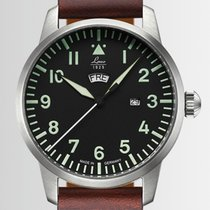 Laco 1925 PILOT WATCHES BASIC Genf - QUARTZ 42 mm