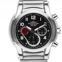 Zeno-Watch Basel Cocpit Chrono Stahl Automatik Chronograph...