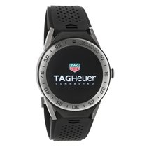TAG Heuer Connected Mens Titanium Smart Watch SBF8A8014.11FT6076