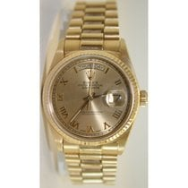 Rolex Day-Date President 18K Yellow Gold In Mint Condition...