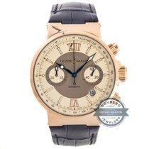 Ulysse Nardin Maxi Marine Chronograph 356-66-3/354